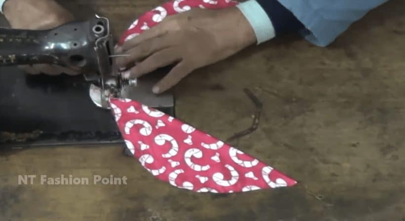 Baby Frock Design - Stitching Tutorial