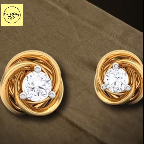 Beautiful Gold Earring Designs