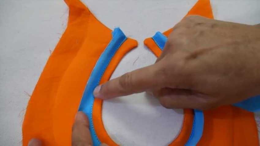 Beautiful Neck Design for Kurtis