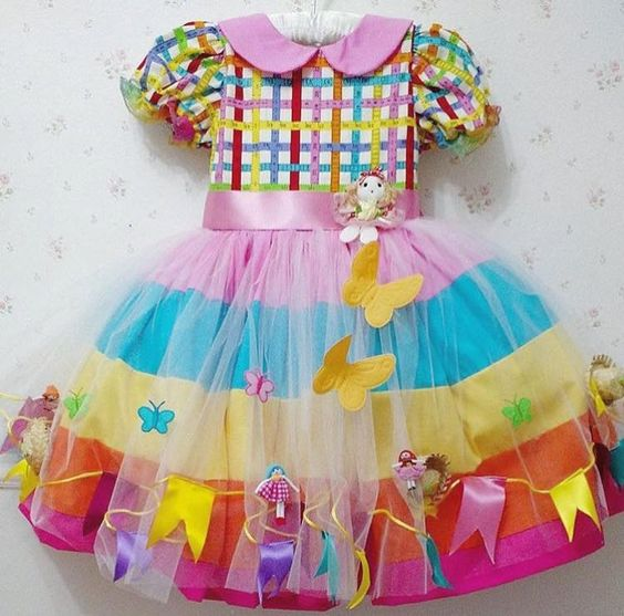 Best Girl's Party Wear Frocks and Dresses