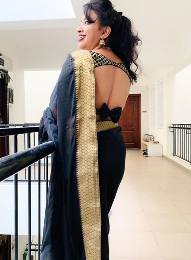 Best Saree Blouse Patterns in 2020