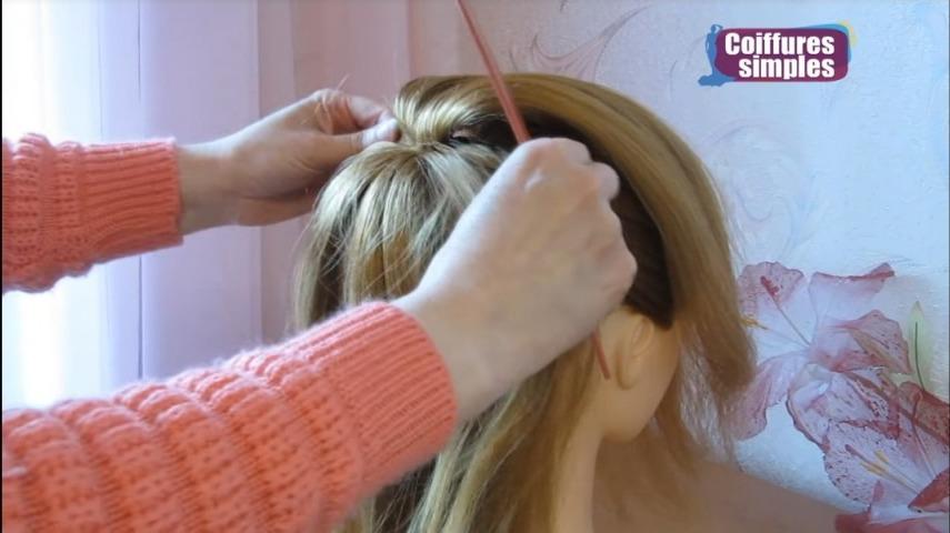 Braid Hairstyle Knots
