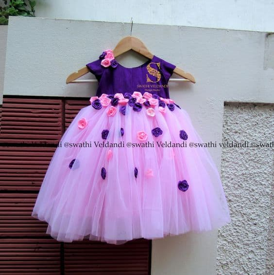 Cute Frock Design Ideas