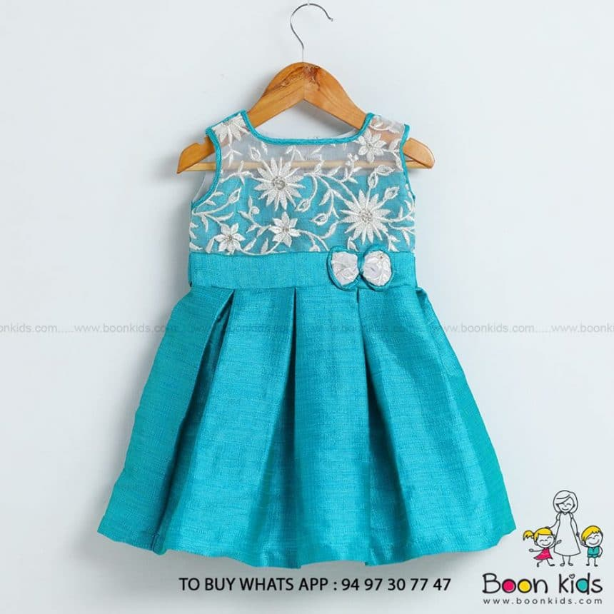Latest Baby Girl Frock Designs