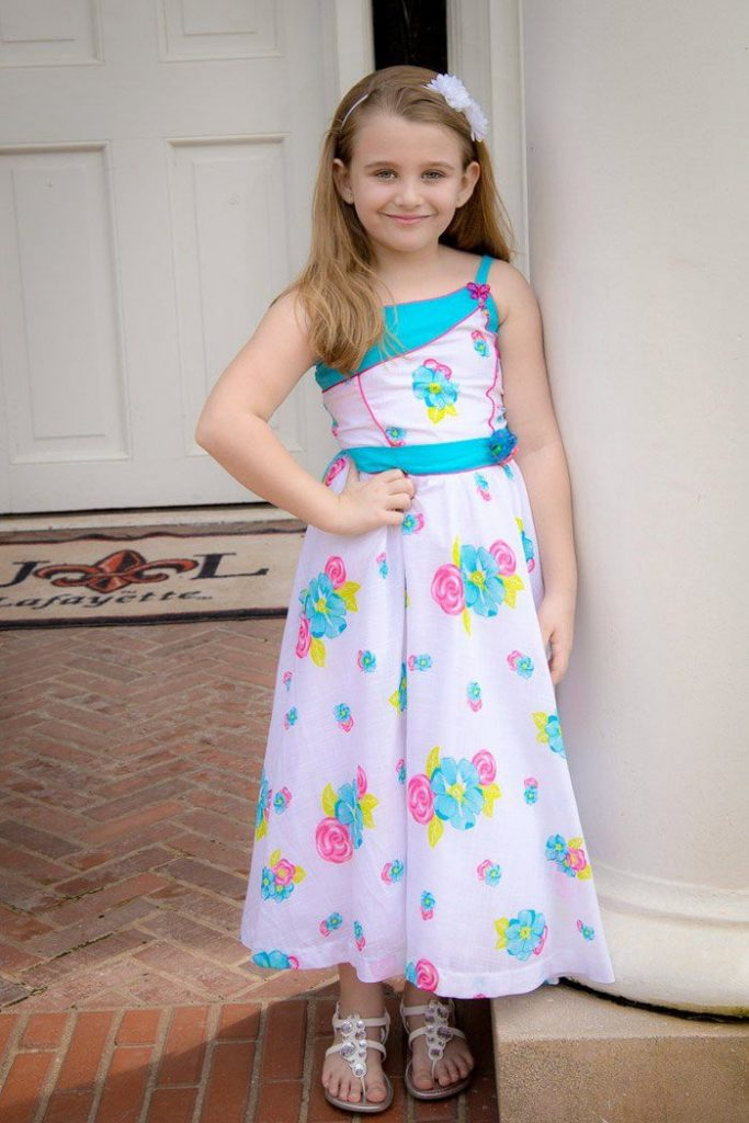 Different Types of Baby Frock Designs