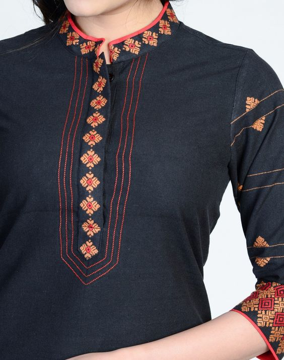Different Types of Kurti Designs