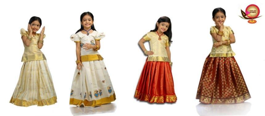 Different Types of Pattupavadai