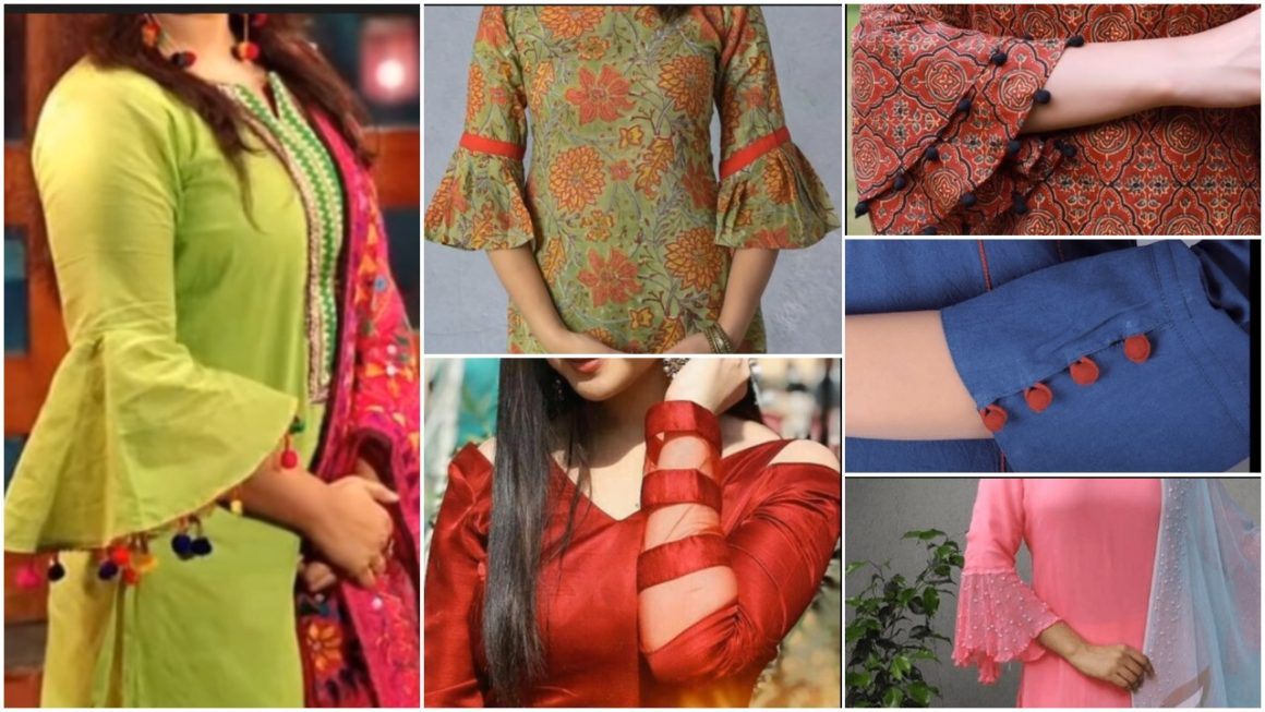 Different Types of Sleeve Designs