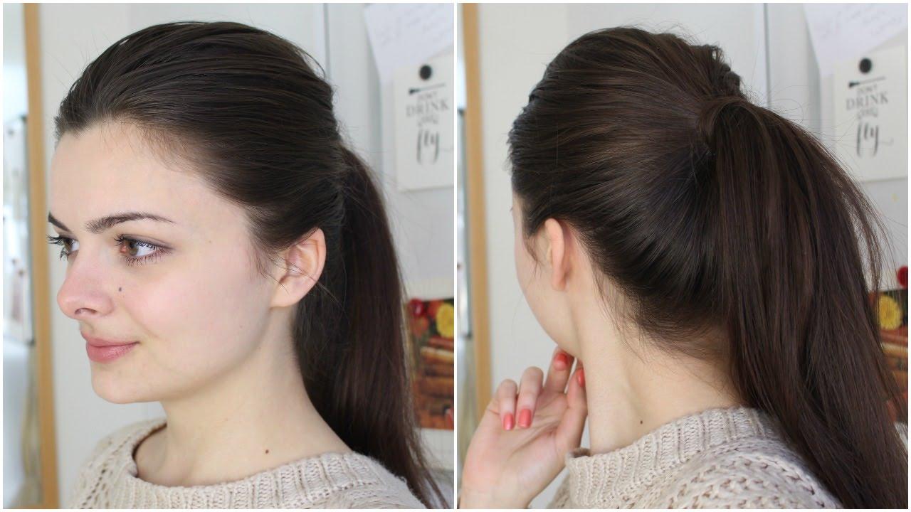 Easy ponytails4