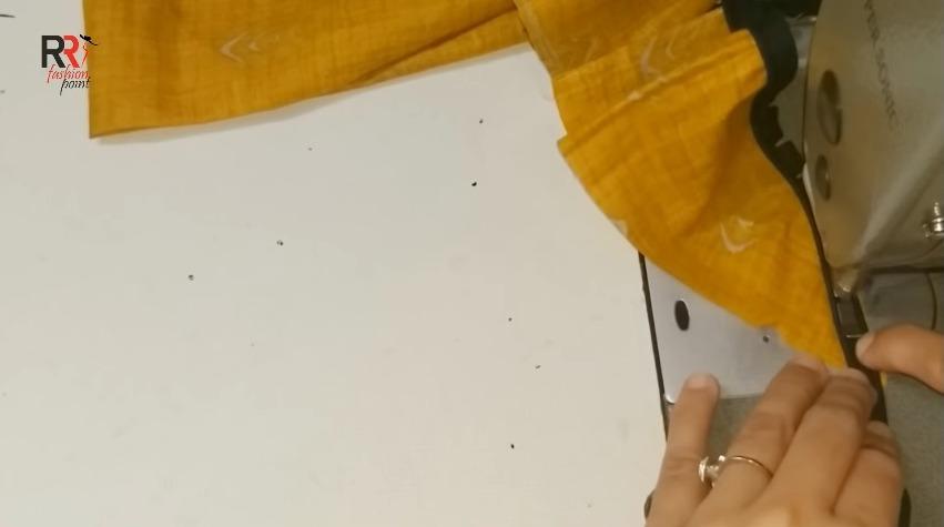 Easy Sleeve Design for Kurtis