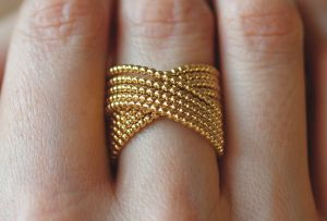 Gold Ring Designs for Women