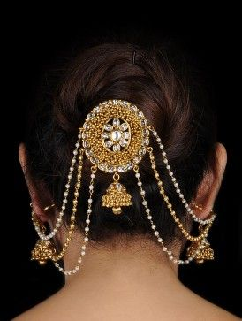 Gorgeous Indian Wedding Hairstyles