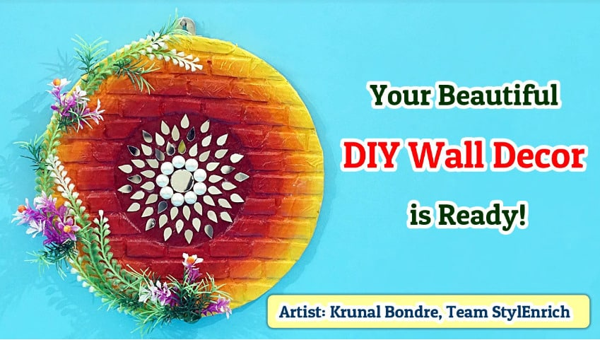 Beautiful Wall Decor for Home