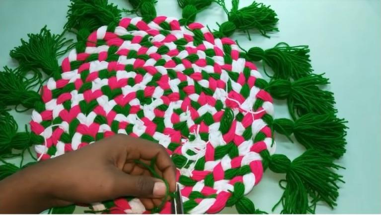 How to Make Beautiful Doormat