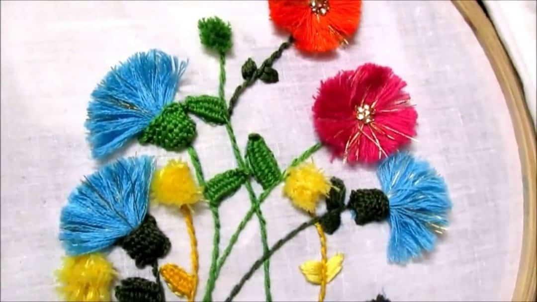 How to Make Tassel Decorated Kurti