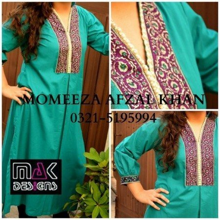 Kurti Neck Designs with Trendy Style