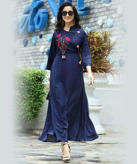 Kurti Designs for Stylish Look