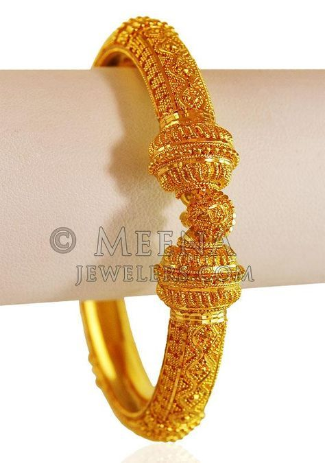 Latest Designs of Gold Bangles