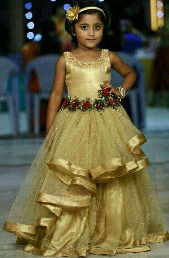 Latest Fashion Girls Frock Designs
