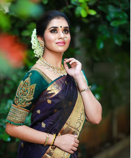 Latest Saree Blouse Designs for 2020