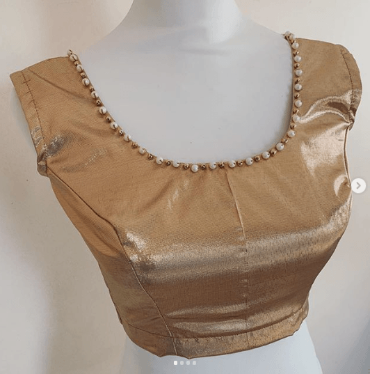 Latest Trendy Blouse Patterns of 2020