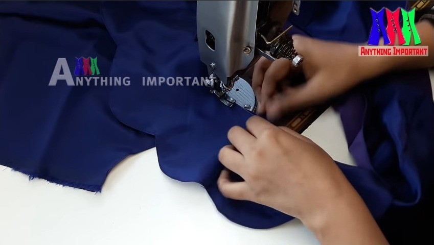 Blouse Design Cutting and Stitching
