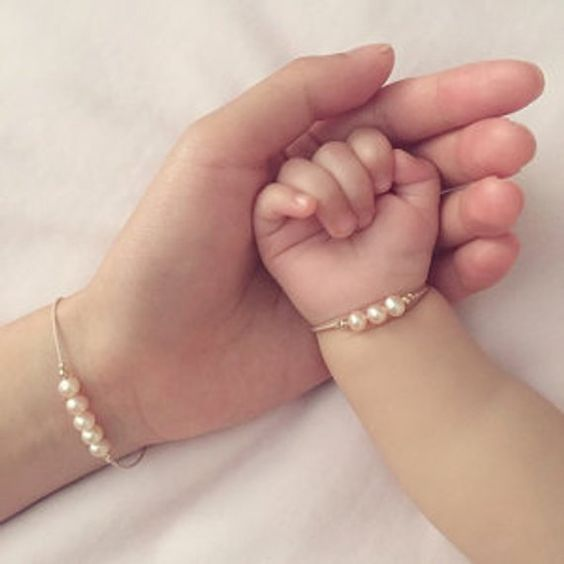 Mother-Daughter Connection Bracelets