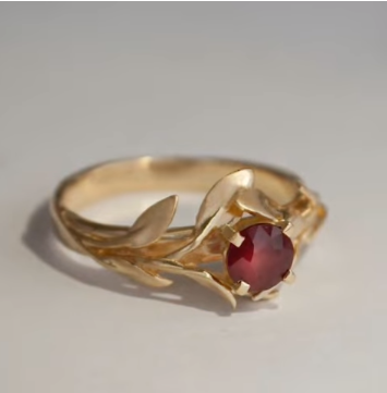 New Light Weight Gold Ring Designs