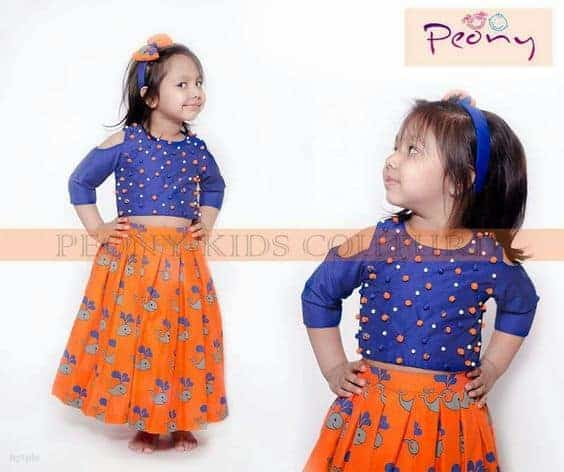 Party Wear Dresses for Kids