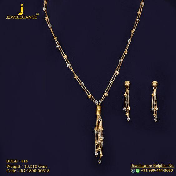 Simple Necklace Designs