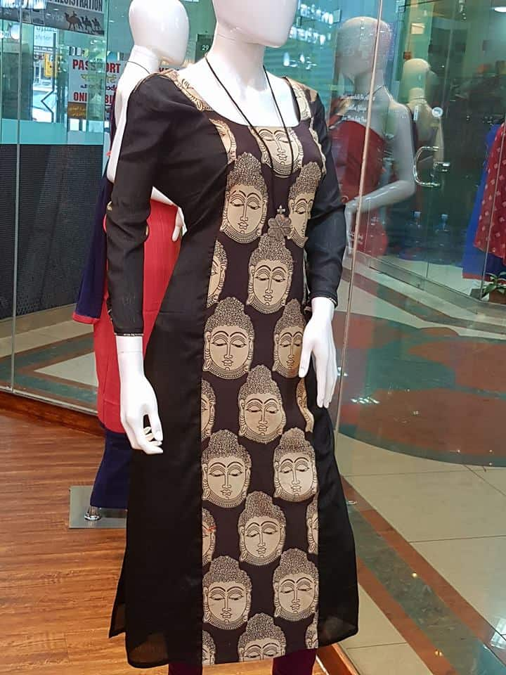 Simple Yet Stylish Designs for Kurtis