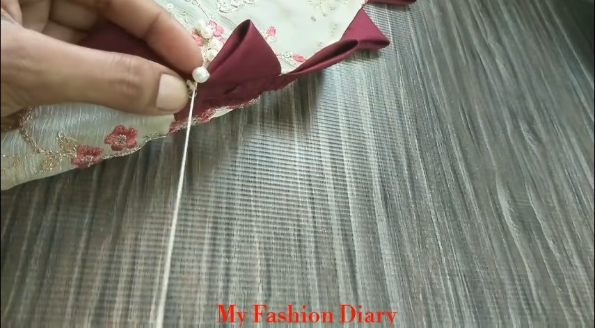 Sleeve Design for Printed Fabrics
