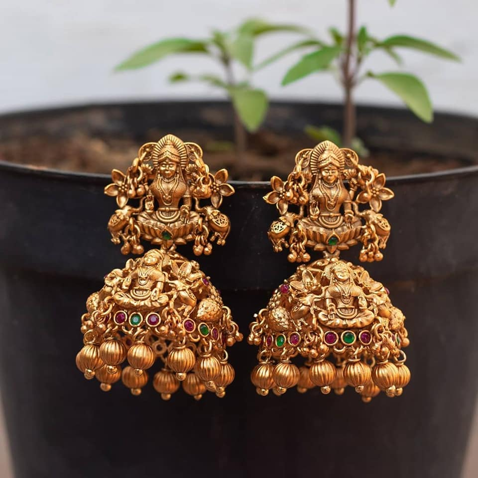 Traditional Earring Designs