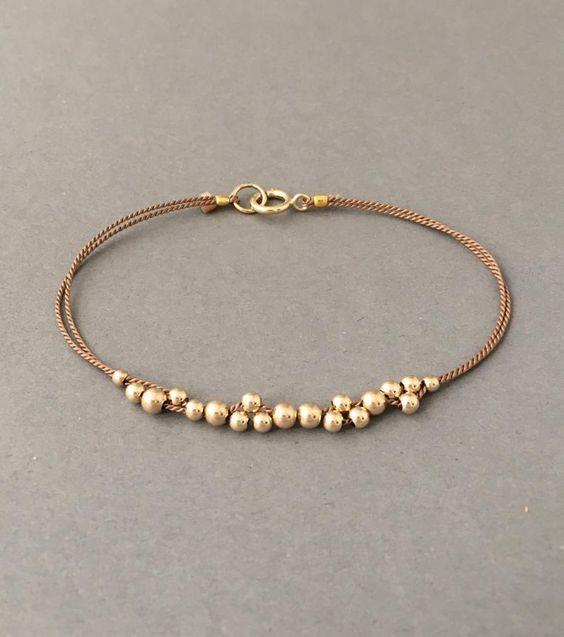 Latest Gold Bracelets for Women