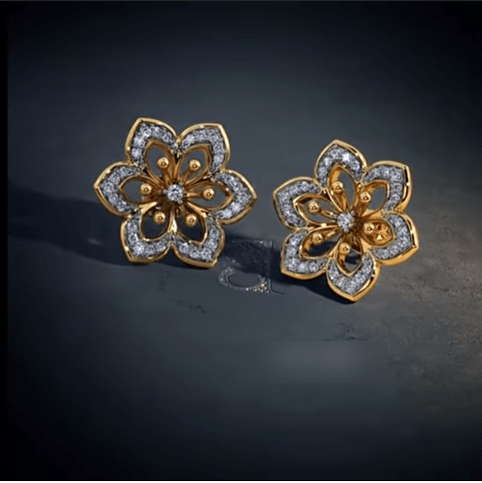 Simple and Beautiful Stud Earrings