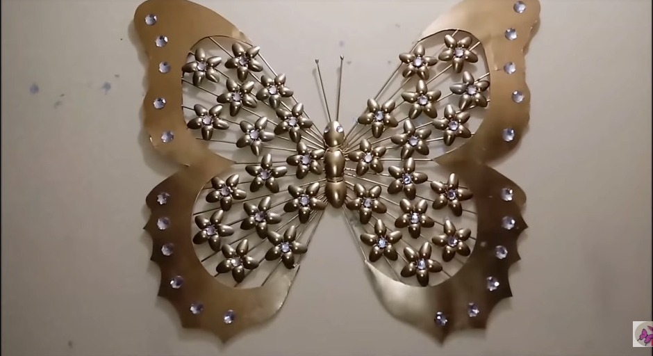 Decorative Butterfly Wall Hanging