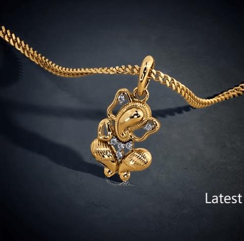 Lord Ganesha Pendant Designs