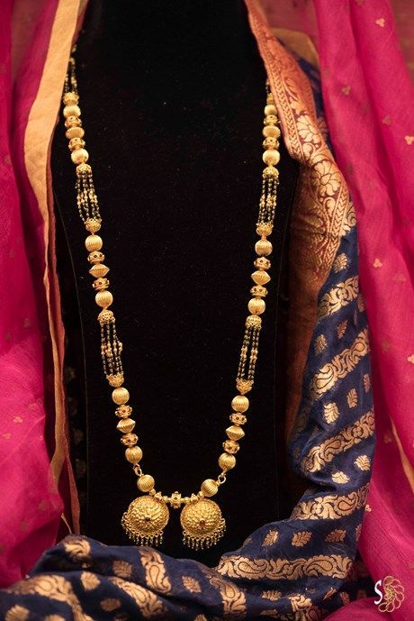 Mangalsutra Designs in Gold
