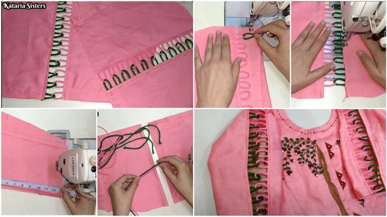 Sleeves Design in Very Easy Way