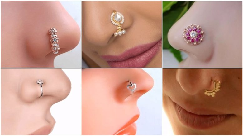 stylish nose studs designs1