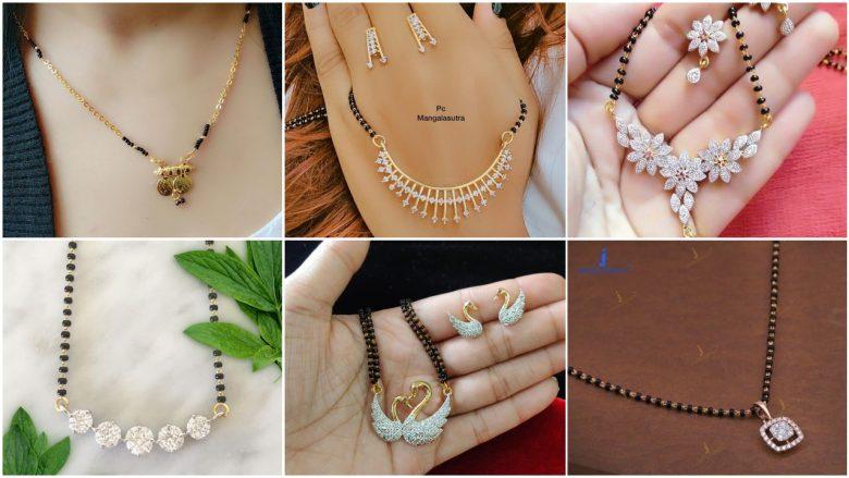 Enchanting Mangalsutra Designs