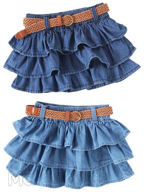 Girls skirt patterns 1