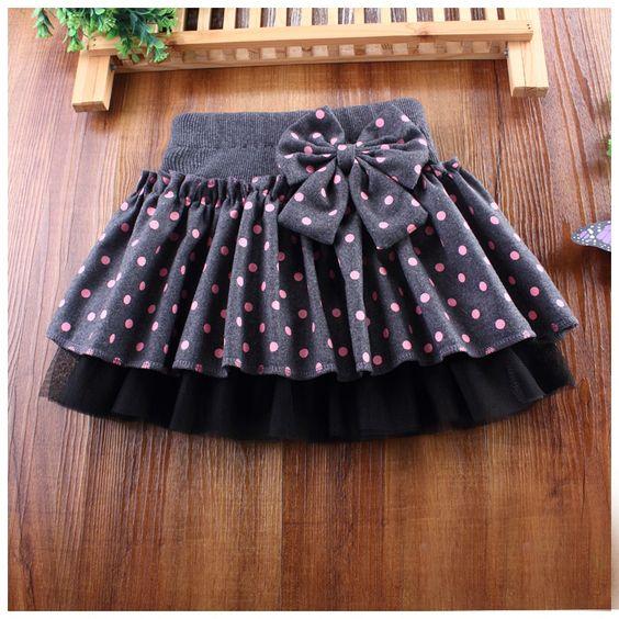 Girls skirt patterns 2
