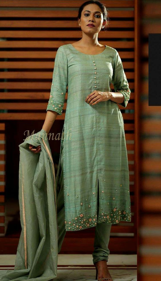 party wear designer kurti