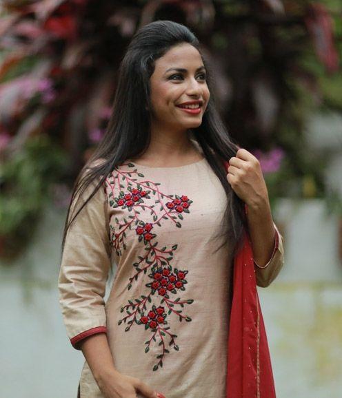 casual cotton kurti design