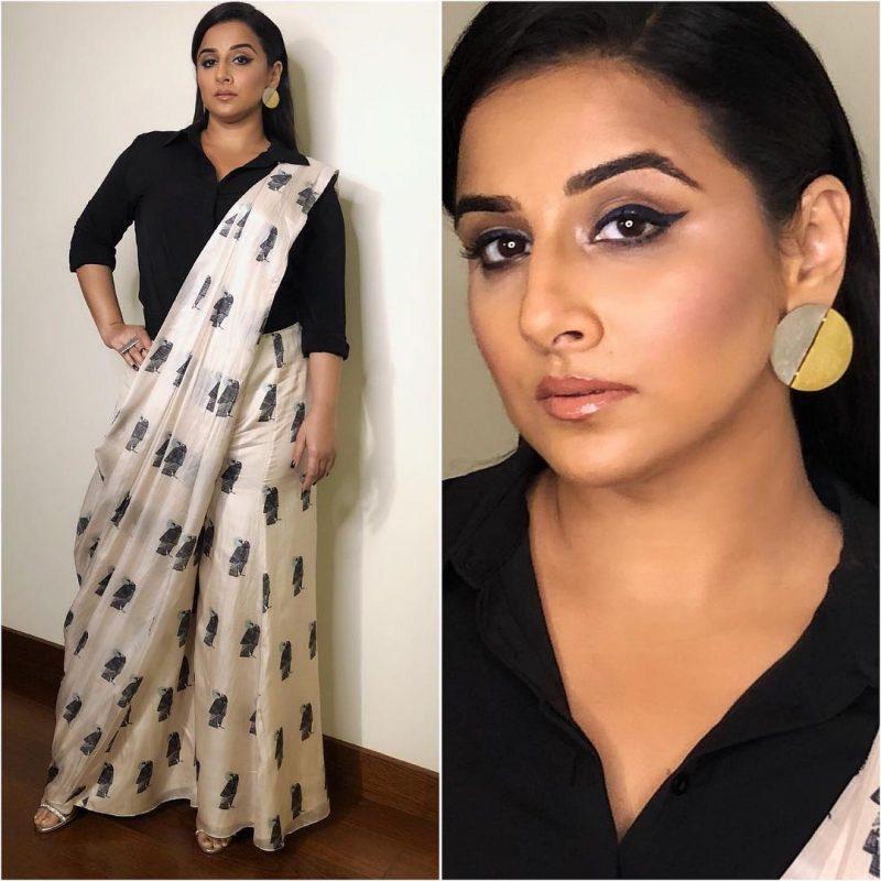 Latest bollywood designer sarees for elegant look 5