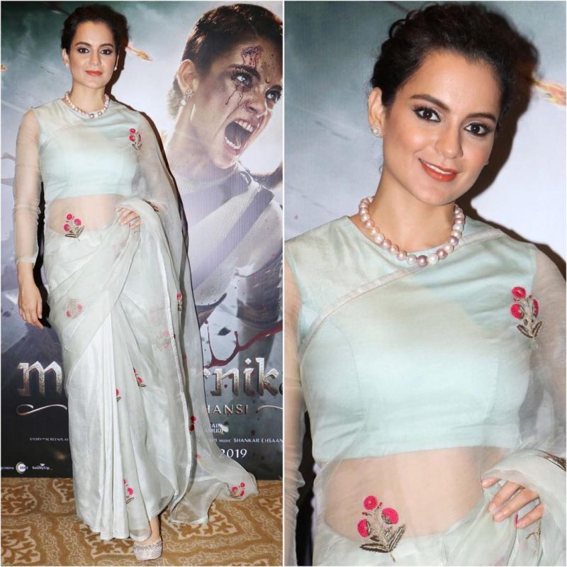 Latest bollywood designer sarees for elegant look 1