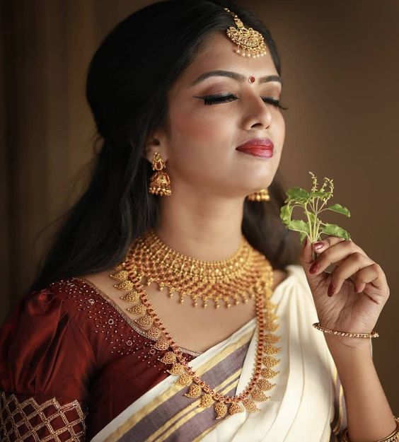 Latest bridal blouse designs for pattu or silk sarees 1