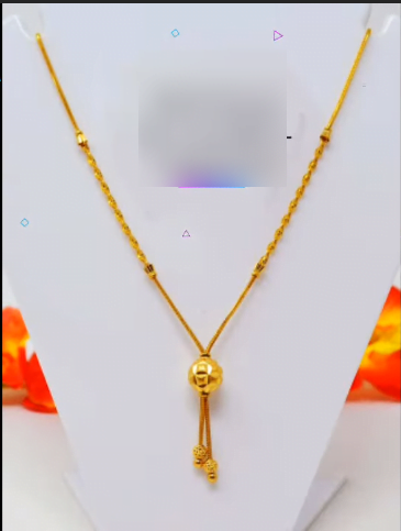 Latest daily wear gold chain designs 18
