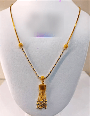 Latest daily wear gold chain designs 19
